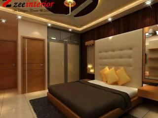 Best bed room interior designer in Patna by Zee interior