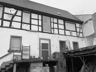 Steffen Wurster Freier Architekt Modern study/office