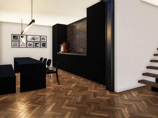 Steffen Wurster Freier Architekt Oficinas de estilo moderno