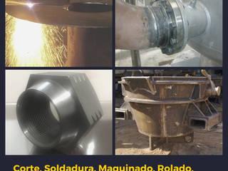 Procesos:  de estilo industrial por Desarrolladora JAN de México S.A. de C.V., Industrial