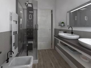 ROMAZZINO C.S. SERVICE SRL Moderne Badezimmer