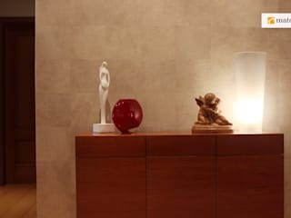 Apartamento A. Matobra, S.A. Corredor, hall e escadasAcessórios e decoração Castanho