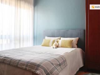 Apartamento A. Matobra, S.A. Quarto de criançasCamas e berços Azul
