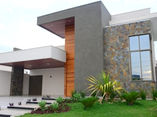 Projeto Residência Moderna por Jorge Machado Arquitetos
