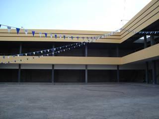 Edificios de Estructura Metálica Estudios y despachos industriales de Desarrolladora JAN de México S.A. de C.V. Industrial