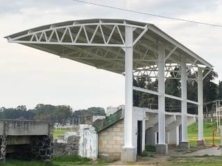 Techumbres de Desarrolladora JAN de México S.A. de C.V. Industrial