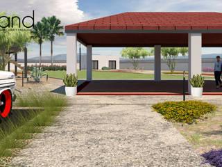 by Arqland arquitectura y paisajismo Classic