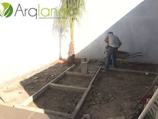 by Arqland arquitectura y paisajismo Modern