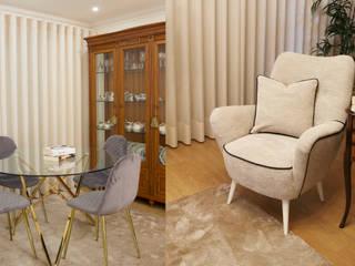Apartamento R Matobra, S.A. Sala de estarSofás e divãs