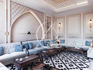 Livings de estilo moderno de Comelite Architecture, Structure and Interior Design Moderno