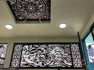 HERRAJES ECATEPEC DE ORIENTE, S.A. DE C.V. Puertas y ventanas de estilo moderno