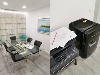 Modern study/office by Matobra, S.A. Modern