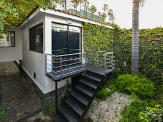 Casa en San Angel, CDMX Casas modernas de ArquiFoto Moderno