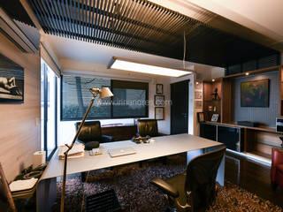 Casa en San Angel, CDMX Estudios y despachos modernos de ArquiFoto Moderno