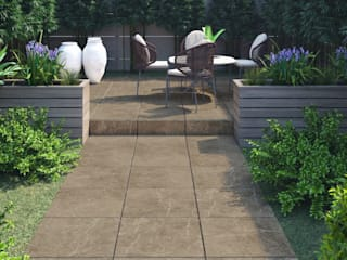 Garden Paving by Royale Stones Royale Stones Limited
