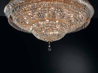 MT ILLUMINAZIONE SRL Salones de estilo clásico