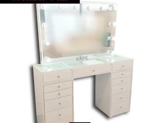 Tocadores vanity de KAPE Interiorismo Escandinavo