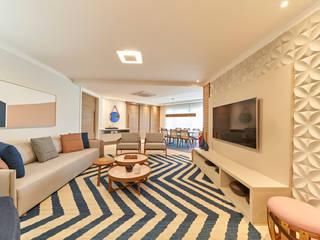 Apartamento Riviera Haus Brasil Arquitetura e Interiores