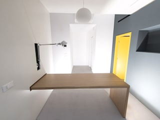 Рабочий кабинет в стиле минимализм от Architetto Luigi Pizzuti Минимализм