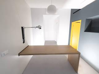 Estudios y despachos de estilo minimalista de Architetto Luigi Pizzuti Minimalista