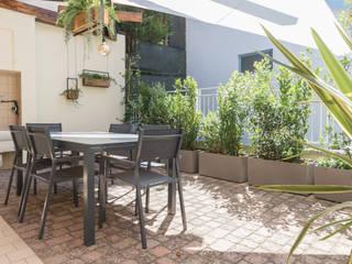 Mirna Casadei Home Staging Балкон, веранда и террасаАксессуары и декор
