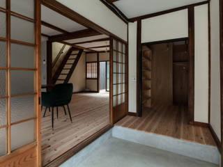 昭和小路の長屋Ⅱ 山本嘉寛建築設計事務所 YYAA