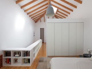 Santa Catarina House-Atelier Photoshoot.pt - Architectural Photography Modern style bedroom