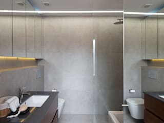 Santa Catarina House-Atelier Photoshoot.pt - Architectural Photography Modern bathroom