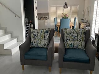 CS DESIGN Modern living room
