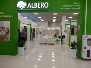 Albero Windows & doors Doors MDF Wood effect
