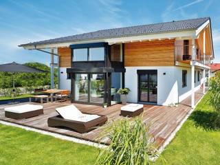 Vitalhaus Oberpframmern von Regnauer Hausbau Modern