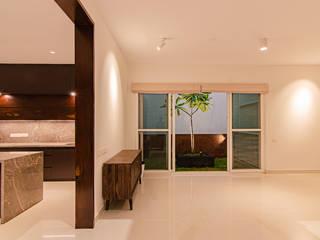 Ideation Design Living room Wood White