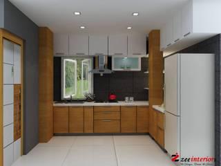 Re-modeling modular kitchen designer by Zee interior