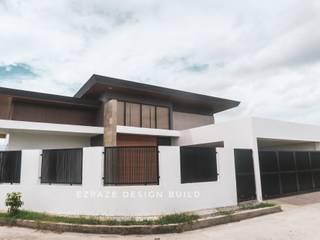 SANTIAGO'S RESIDENCE by ezpaze design+build Modern