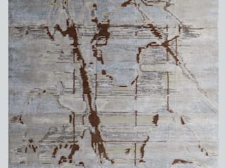 Hand Knotted Tibetan Carpet by Capital Carpet Company