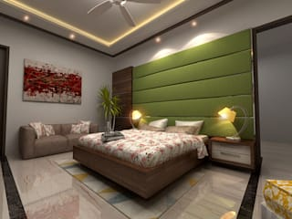 Design & Creations Small bedroom
