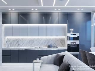 Salon moderne par Студия дизайна Натали Moderne