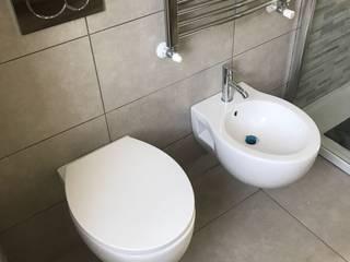 Ristrutturazione Milano - Appartamento NNBuilding Bagno in stile classico