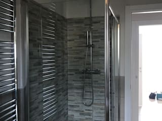 Ristrutturazione Milano - Appartamento NNBuilding Bagno moderno
