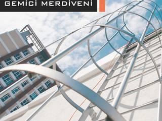 Gemici Merdiveni Endüstriyel Yat & Jetler Bayrakcı Metal İnşaat Endüstriyel