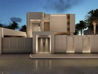 Zallaq Luxury Villa de Álvarez Bernés Arquitectura Moderno