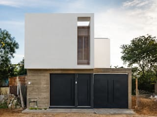 CASA MOLINA Casas modernas de ARQUITECTOS AJ Moderno