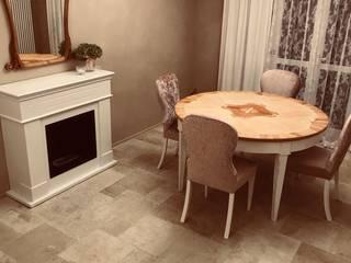 Progettazione e restyling interni casa e bagno - 03 Sala da pranzo in stile classico di Ciesse Srl Classico