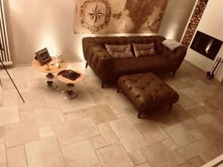 Progettazione e restyling interni casa e bagno - 03 Soggiorno classico di Ciesse Srl Classico