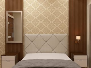 Modern style bedroom by AdiSa Creations Modern