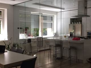 COROSER - Porte e Finestre di design dal 1965 Glass doors Glass Transparent