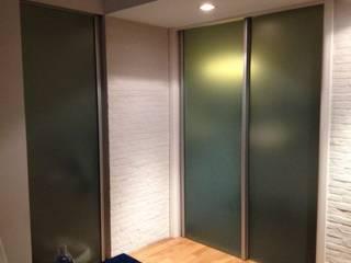 COROSER - Porte e Finestre di design dal 1965 Glass doors Aluminium/Zinc White