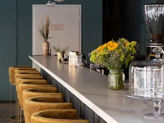 Hammer & Margrander Interior GmbH Modern gastronomy