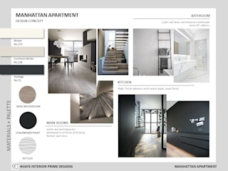 KHAYE INTERIORS PRIME DESIGN MOODBOARDS by KCV INTERIORS