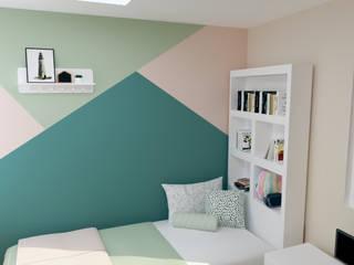 Studio Light Point Modern style bedroom